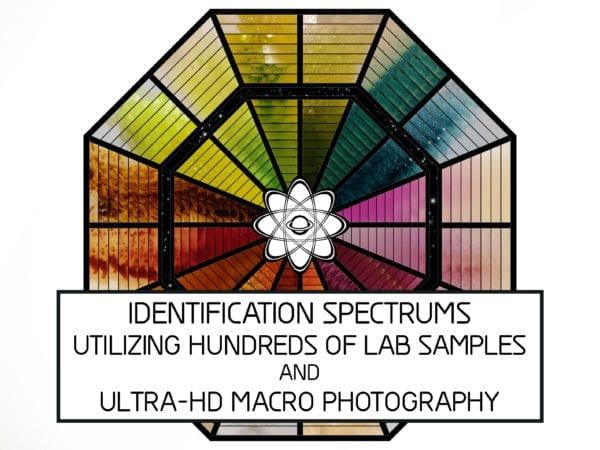 Full Identification Spectrums